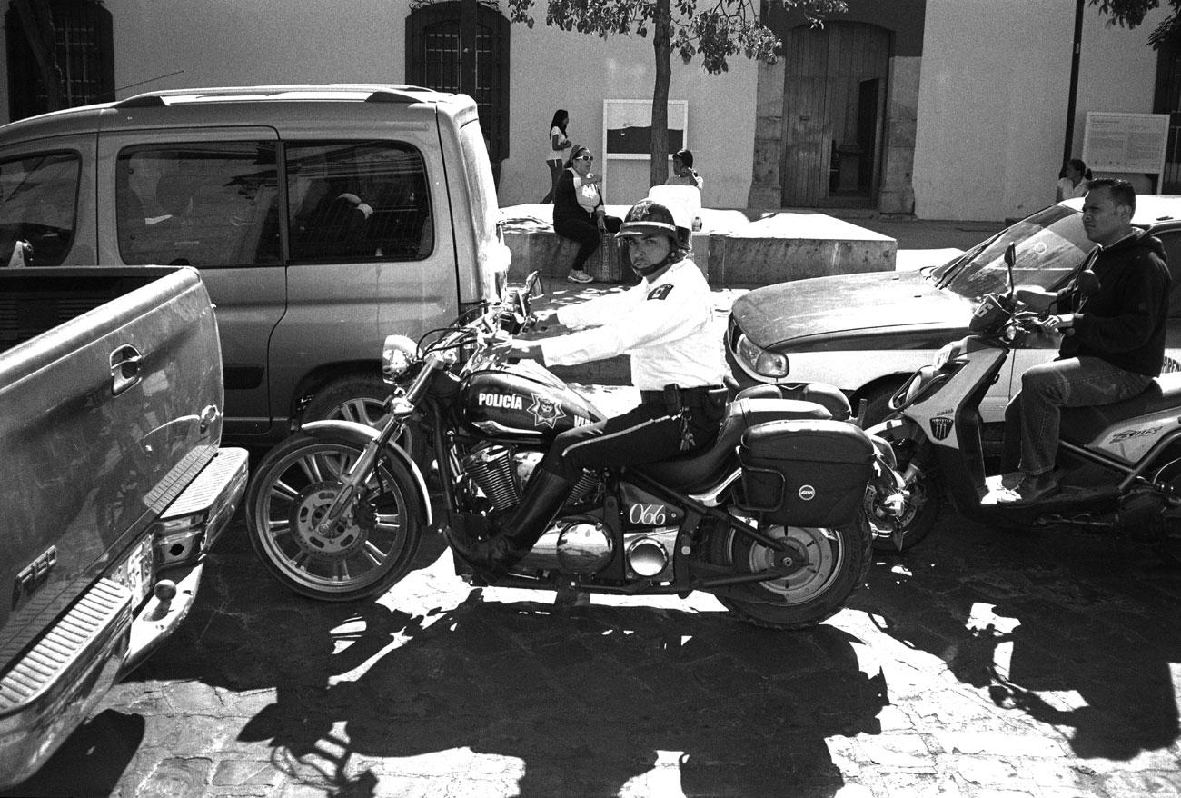 policia mexico claudio majorana