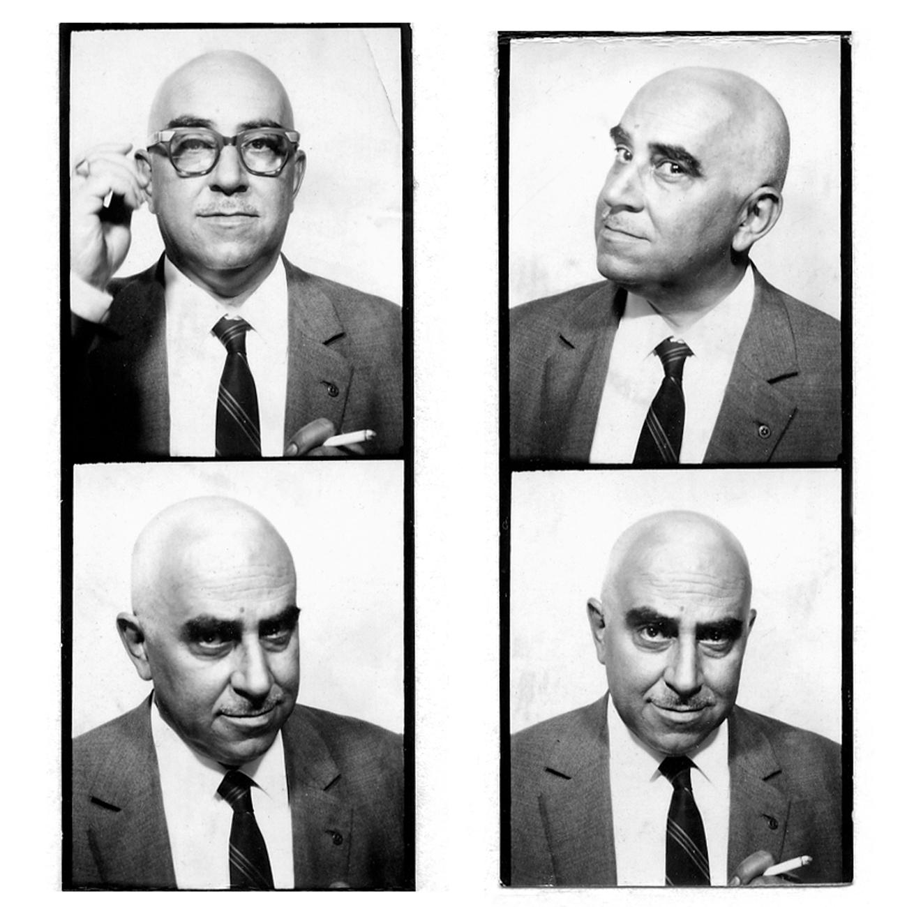 Self portraits, 1968