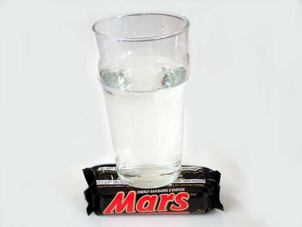 If you need to find water on Mars, suggesting solutions is important.
