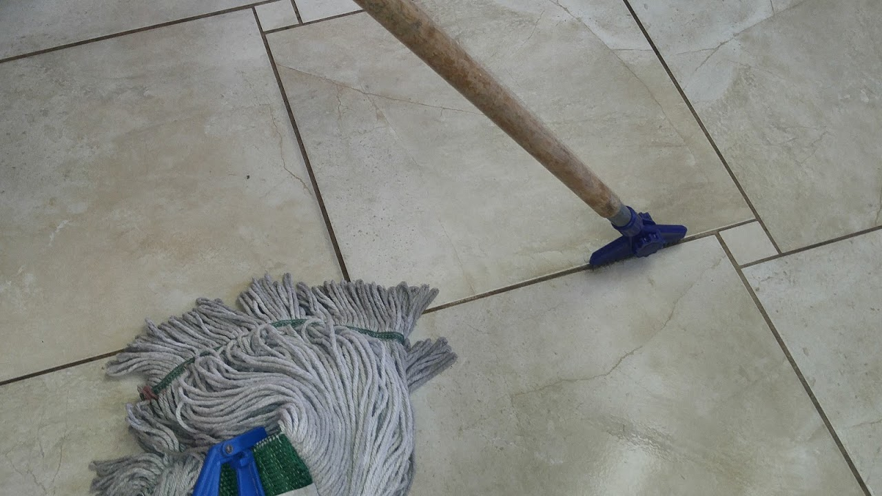 this is a grout brush to scrub the grout lines