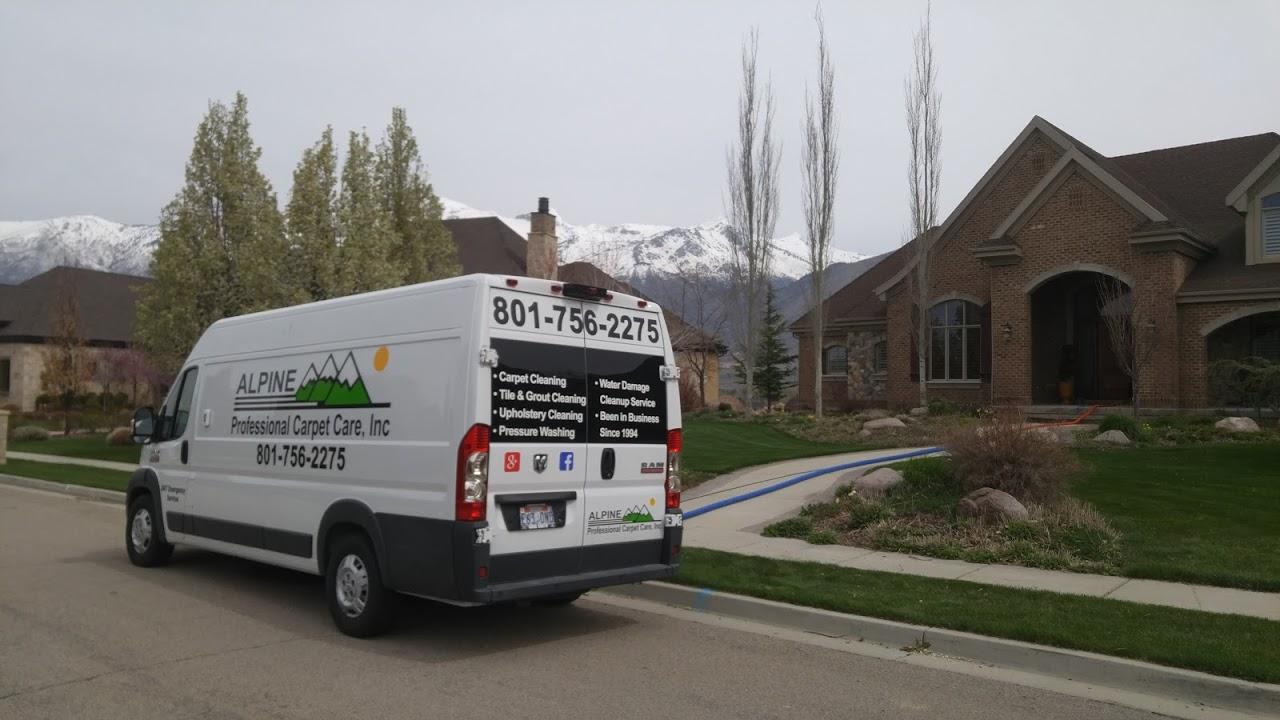 Carpet Cleaning In Utah County Alpine Professional Carpet Care