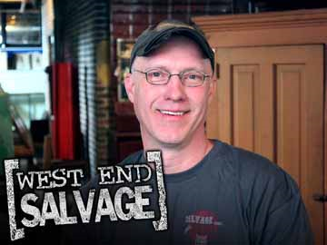 Don Short of West End Salvage