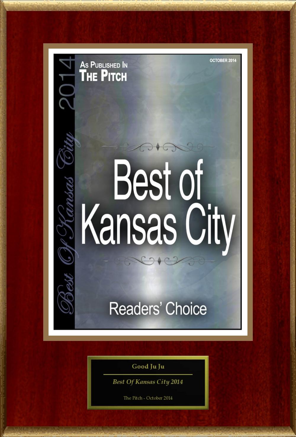 The Pitch Magazine City's Best Award 2014