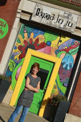"Trish Moore - The ""Founder"" of Kansas City's West Bottoms Vintage and Antique Shopping"