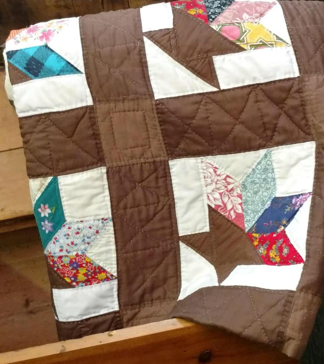 Hand Stitched Quilt