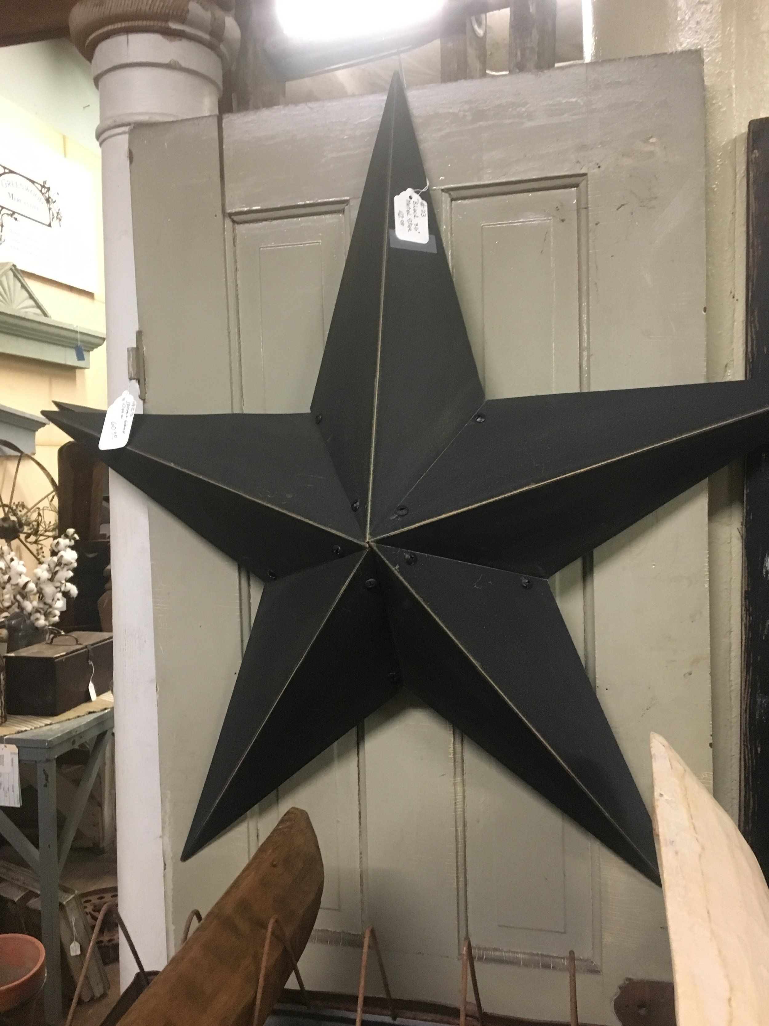 Big Ass Metal Star