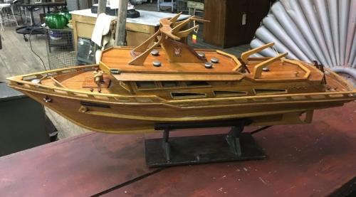 Model Boat