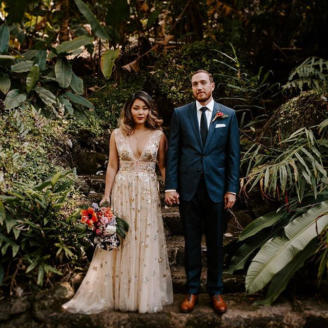 Red lips, starry gown and hands down the coolest couple in the jungle.⭐️ . . . . . #sandiegoweddingphotographer #momentsoverposes #oahuwedding #hiweddings #wedhawaii #luckywelivehawaii #hawaiiwedding #hawaiiweddingphotographer #thatsdarling . #oahuweddingphotographer #oahuwedding #hiweddings #wedhawaii #luckywelivehawaii #sandiegoweddingphotographer #sandiegowedding #sandiegobride #momentsoverposes #momentsovermountains #teethsoclean . #oahuwedding #oahuweddings #hawaiiwedding #hawaiiweddingphotographer #sandiegoweddings #sandiegoweddingphotographer #wedhawaii #belovedstories #loveandwildhearts #bohobride #tropicalwedding #junebugweddings #goldenlovestories #loveintentionally #luckywelivehawaii #authenticlovemag #momentsoverposes #momentsovermountains #vscohawaii #thehappynow