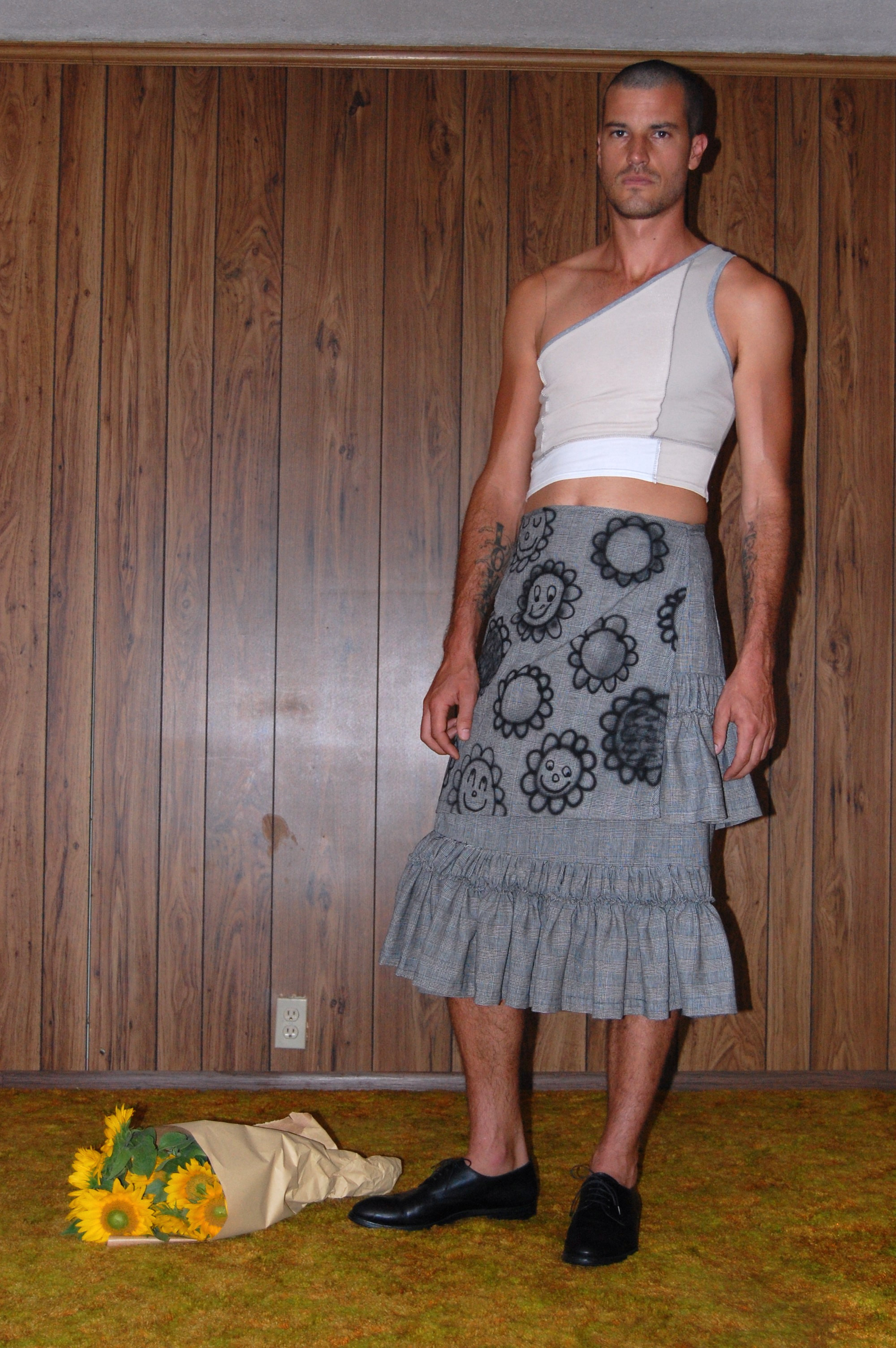 both wrap skirts, halter2.JPG