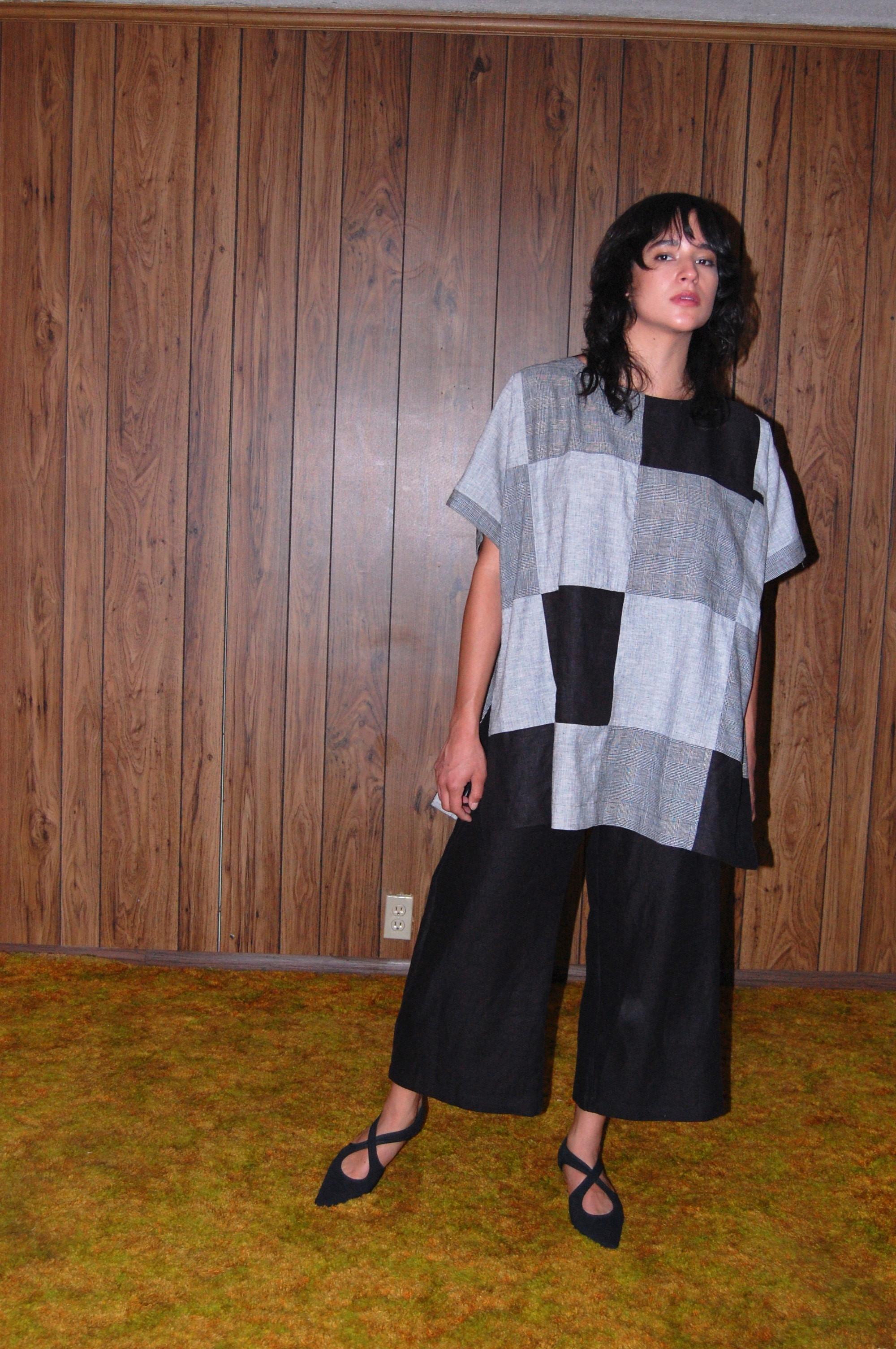 patch shirt, black pants.JPG