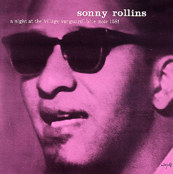 Sonny Rollins_Tunisia