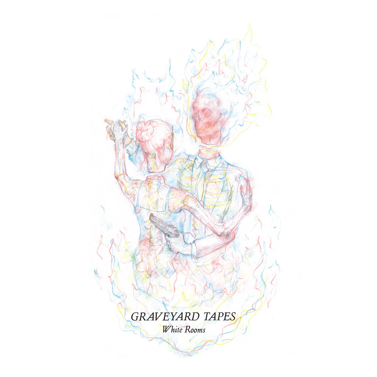 GRAVEYARD TAPES - WHITE ROOMS: Composing / Instrumentation
