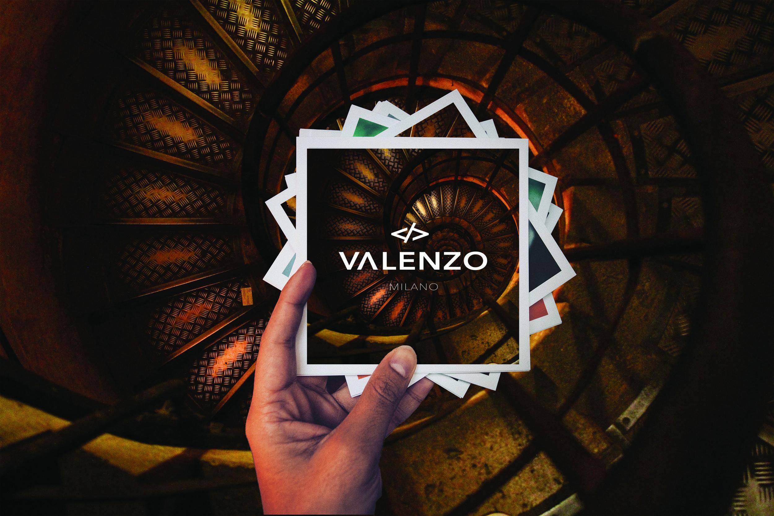 Zandríc Creative Projects x Valenzo - Branding in NYC