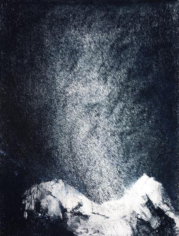 67P III, original artwork