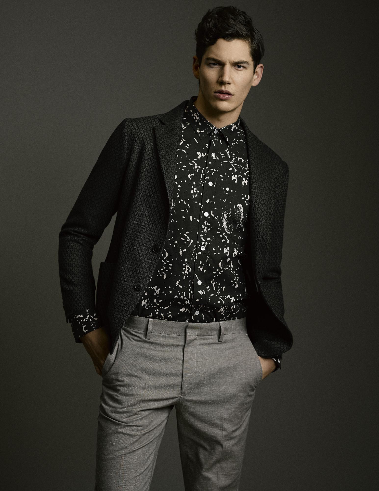 male fashion session