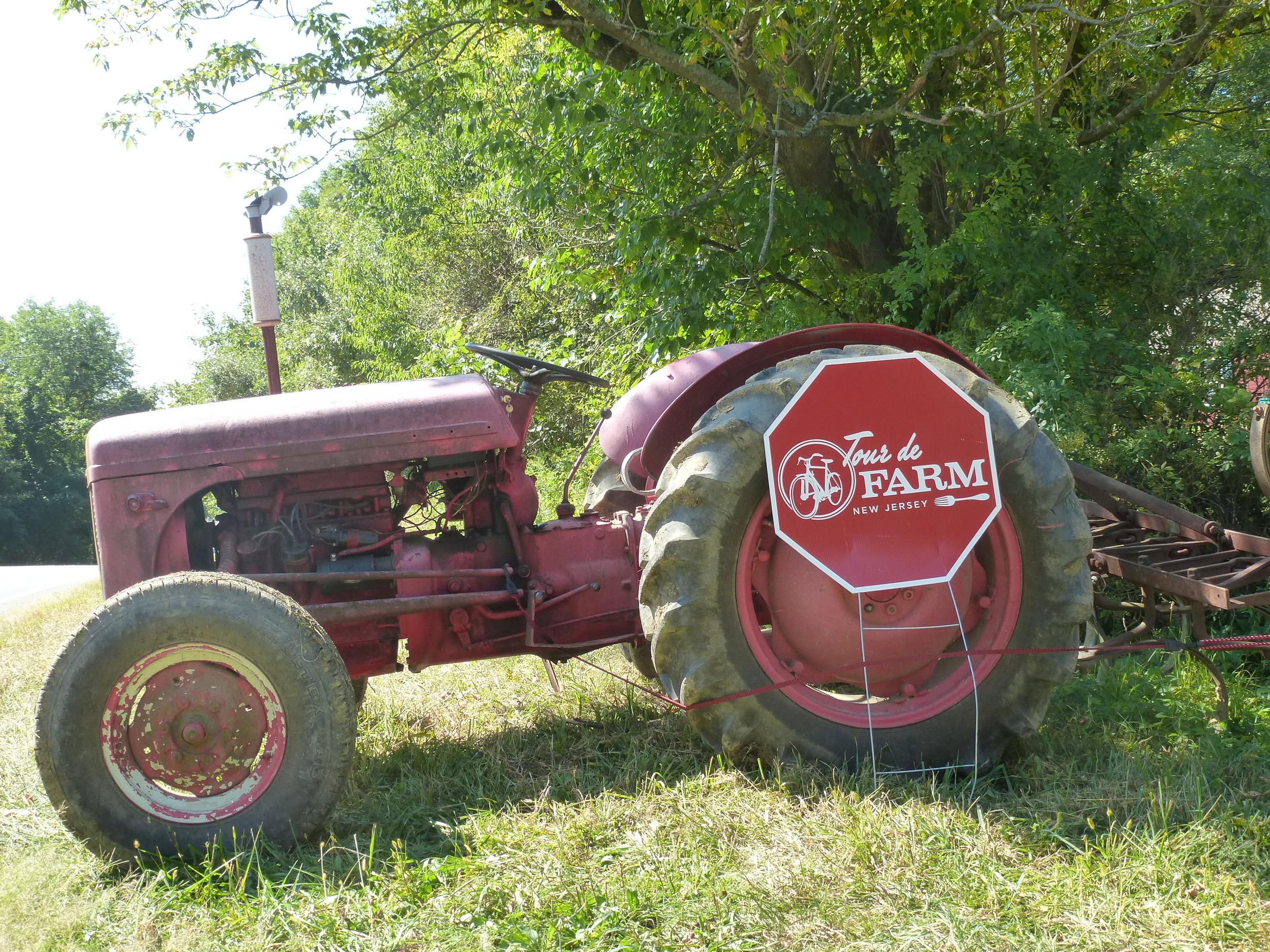 tourdefarmnj tractor