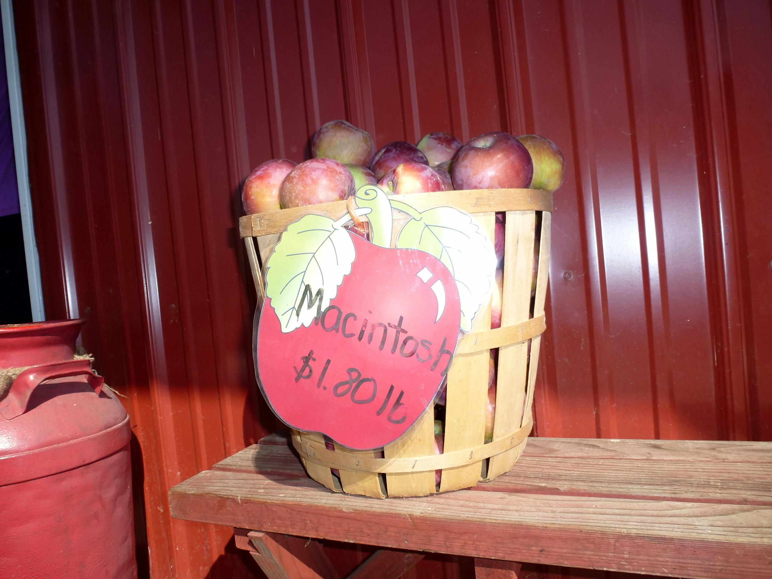 Hillcrest Farms Apples