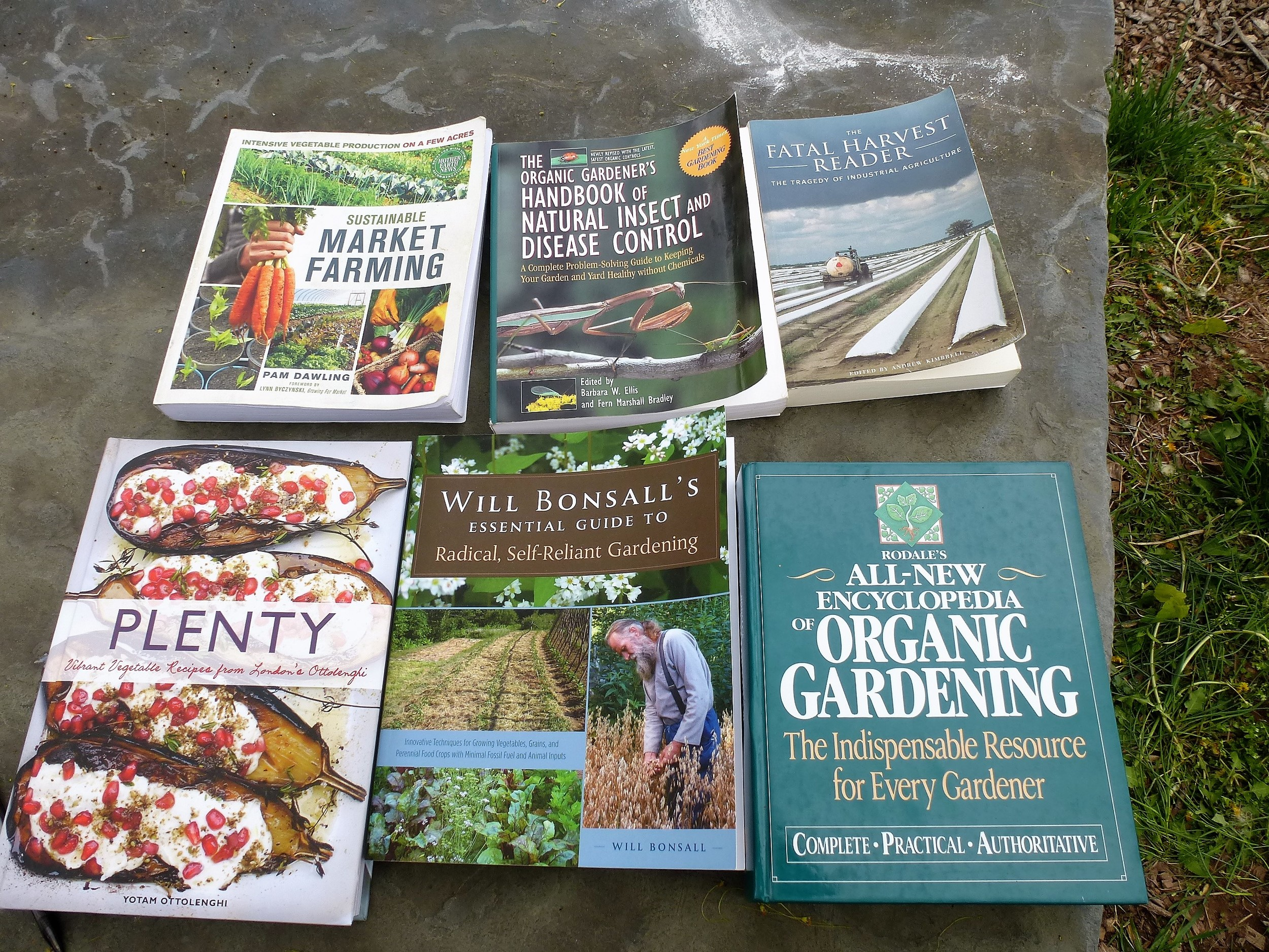 A few good books and resources recommended by Jamie Sims