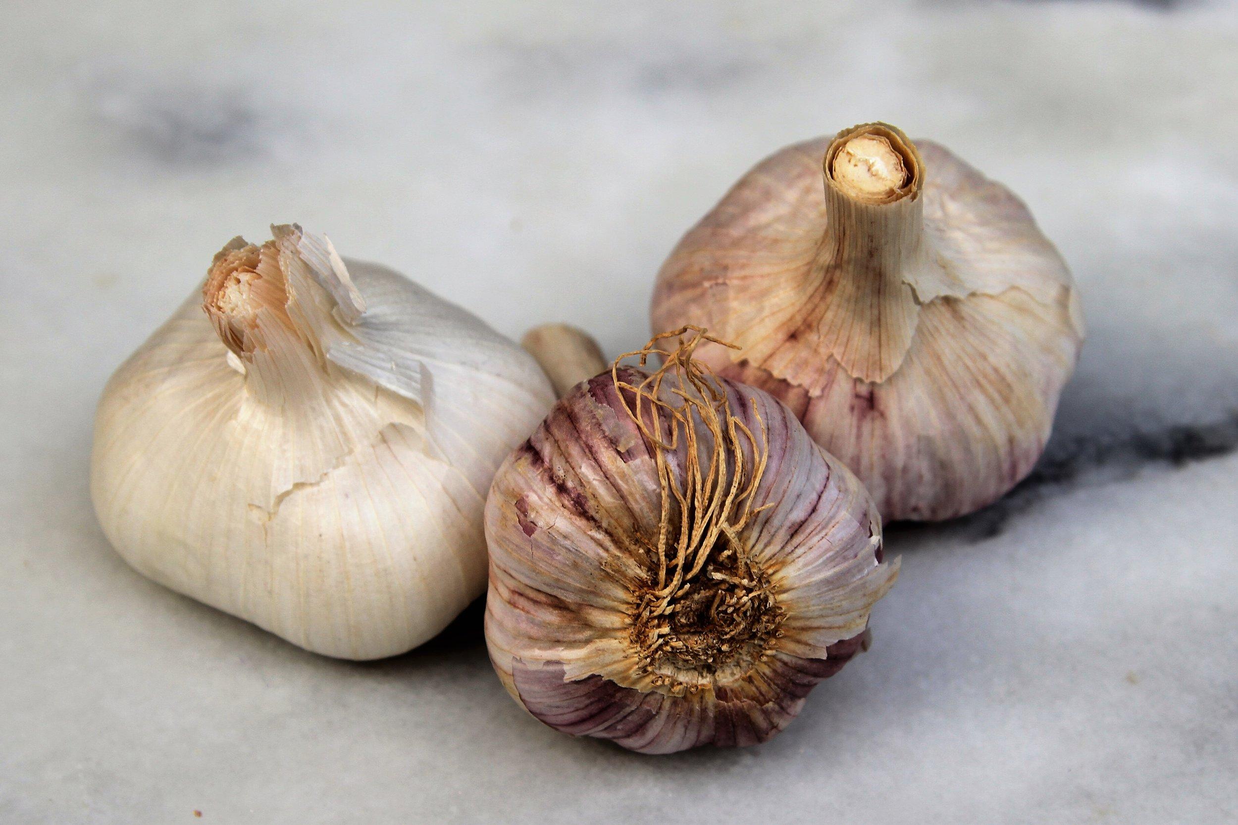 Assorted Garlic