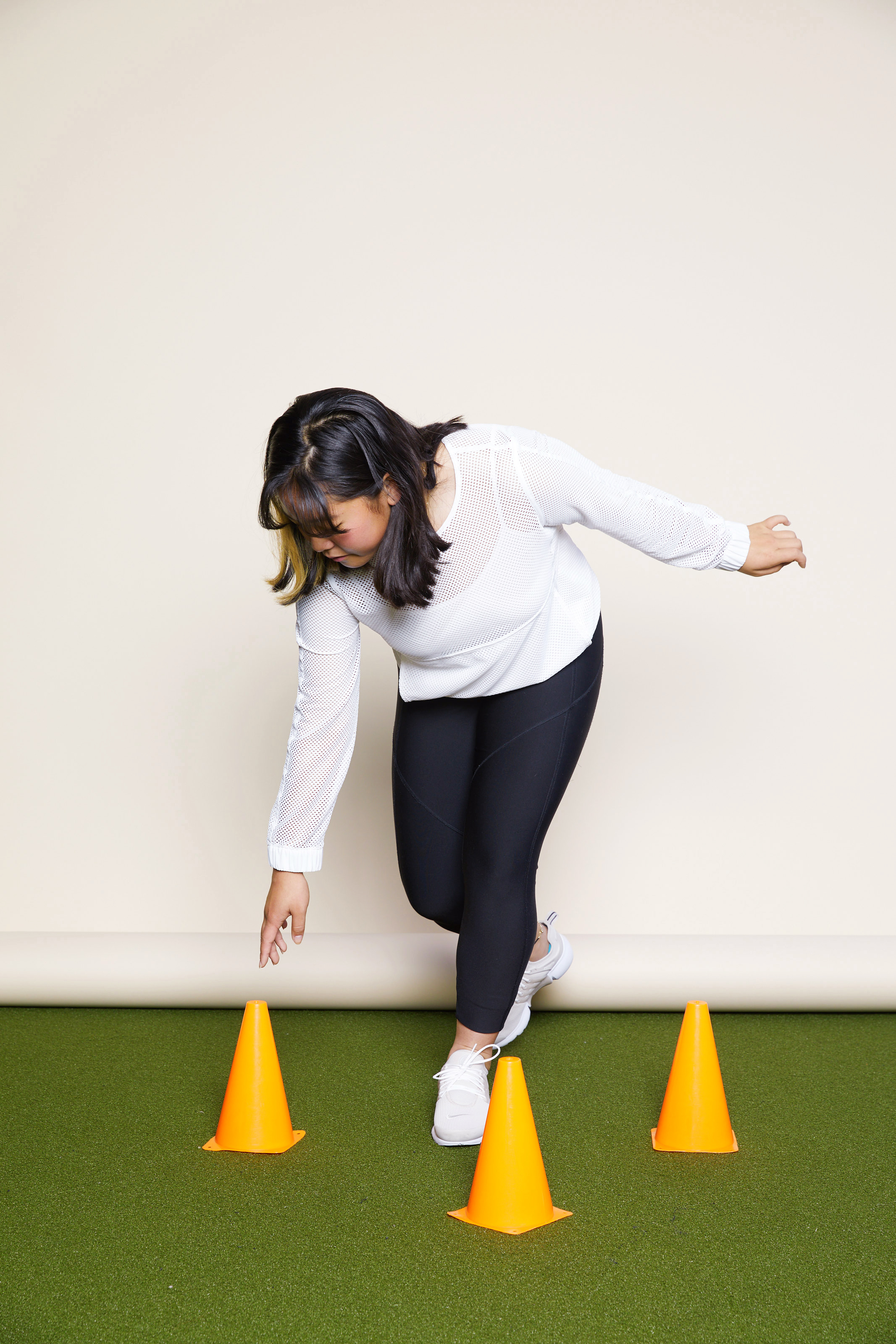 Dynamic stability for ankle injury