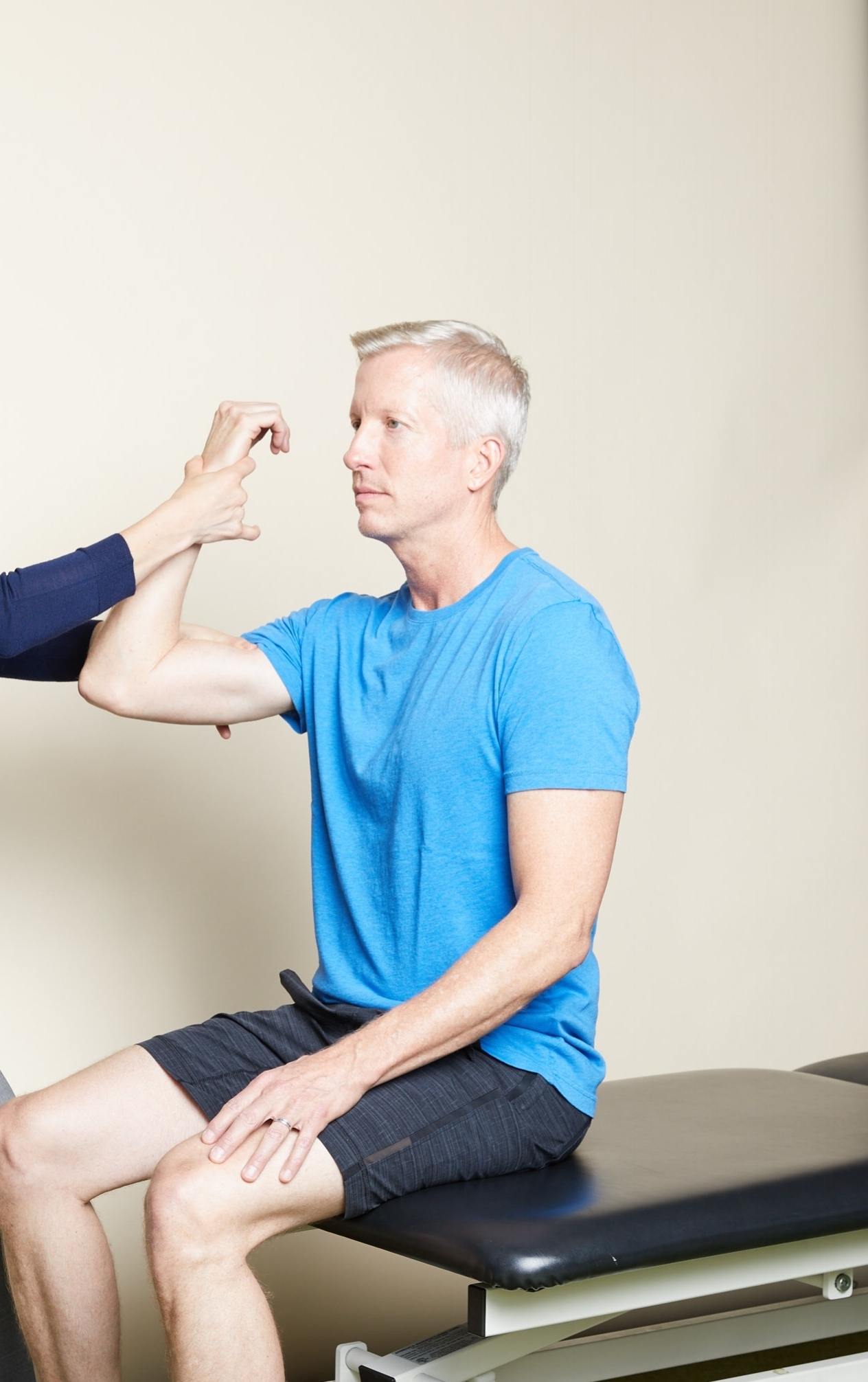 Physical therapy for recovery plateau