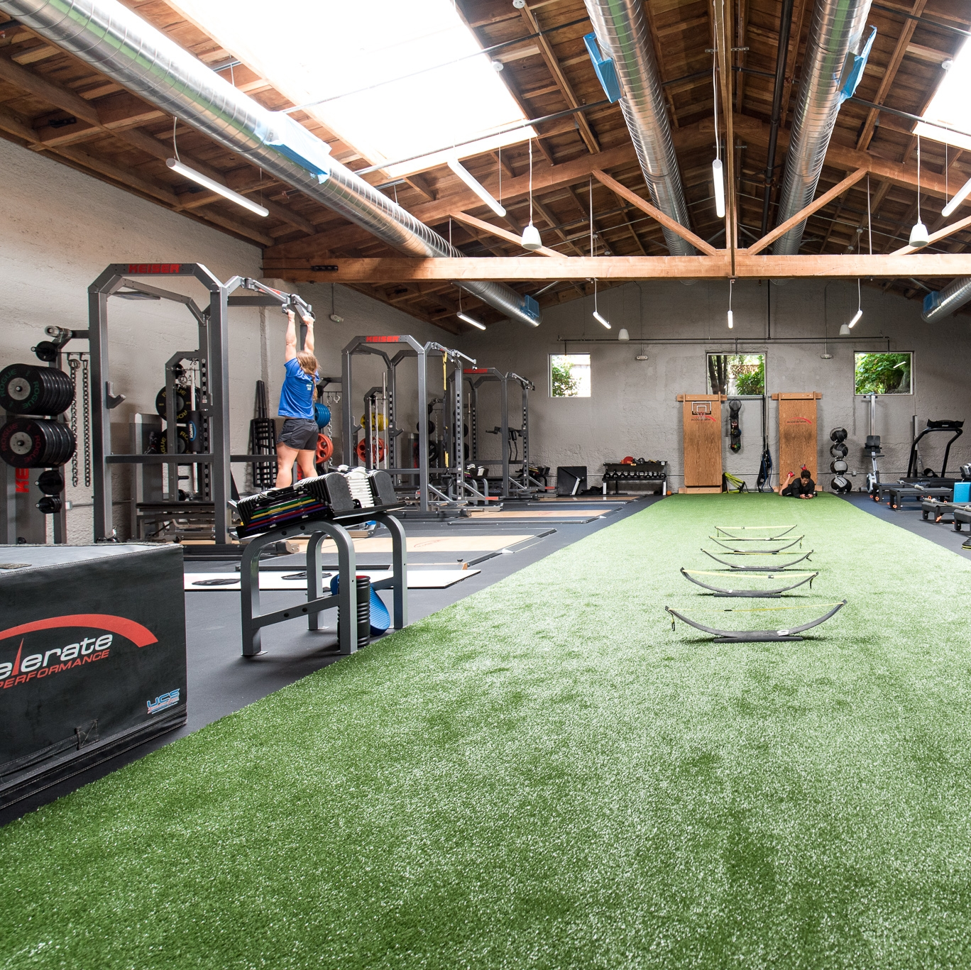 Accelerate SPorts performance -