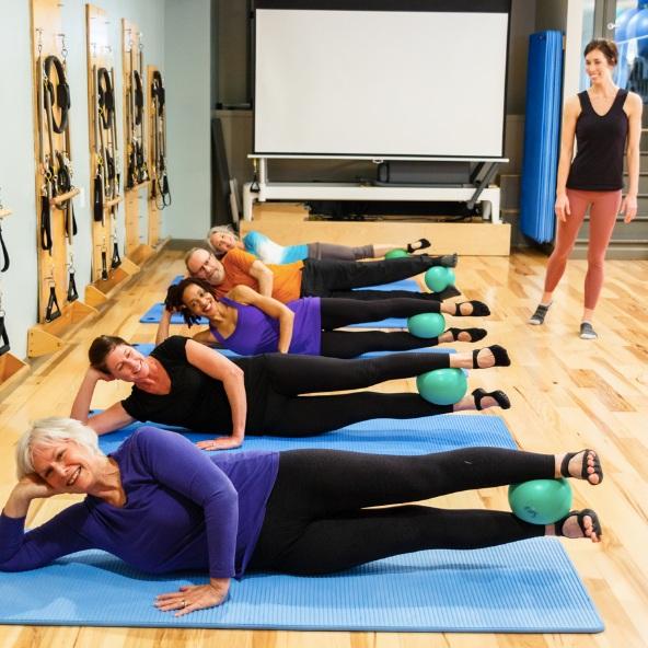 EHS pilates -