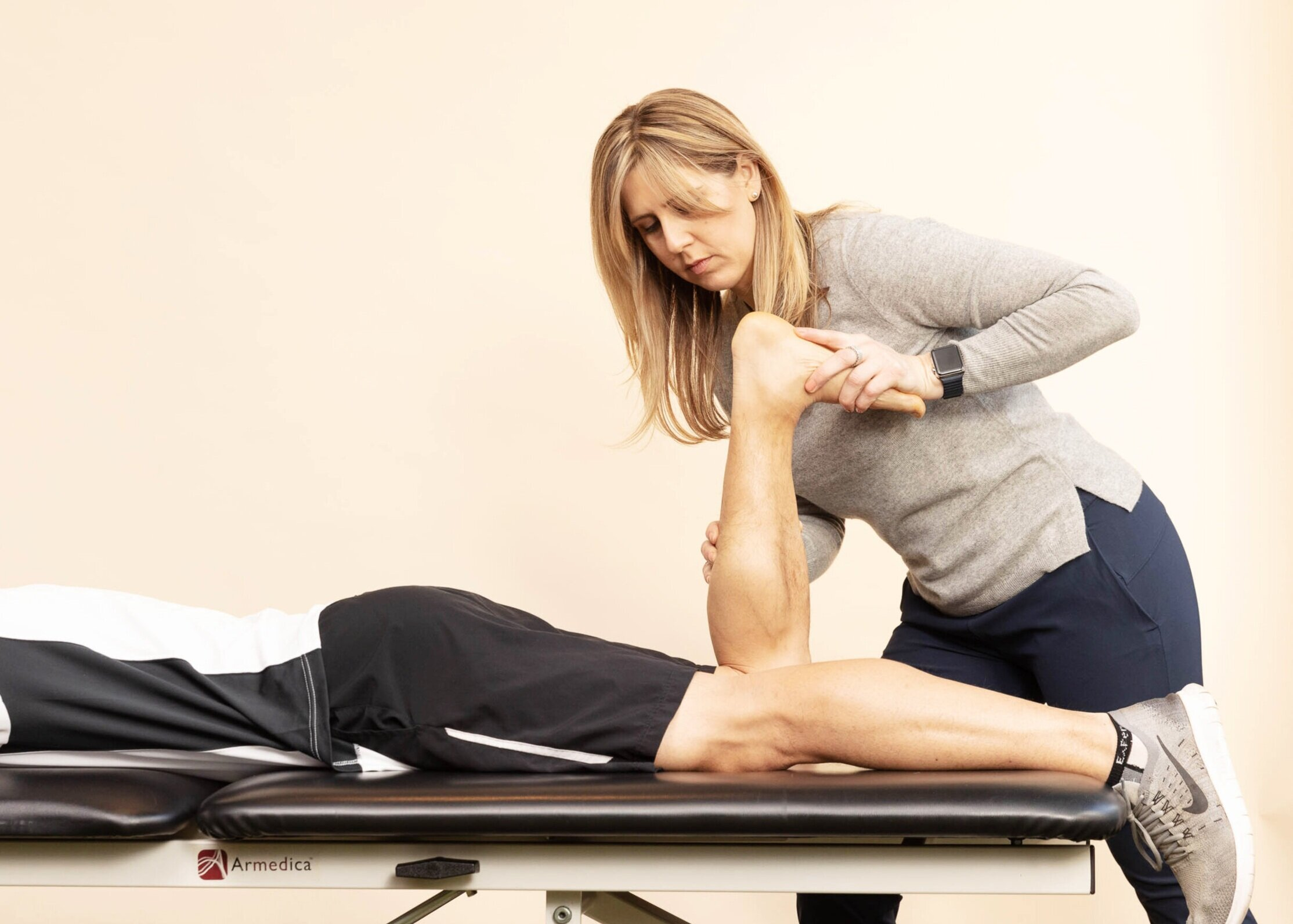 One-on-One Physical Therapy and Athletic Training. - Individual care and patient-centric treatment in San Francisco, resulting in the most effective, evidence-based outcomes.
