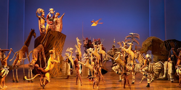 """Disney's The Lion King"" will inspire audiences for generations to come. Photo by Broadway.com"