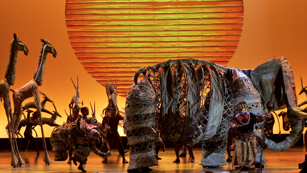 """Disney's The Lion King"" is musical theatre artistry at its finest. Photo by Broadway Across Canada."