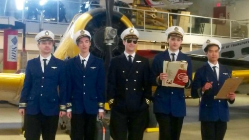 The pilots of the show are jet set! Wanna come aboard with us?