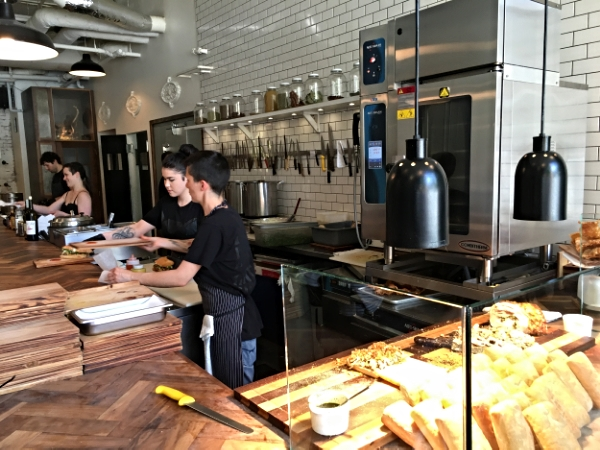 The Meat & Bread folks work hard. Don't annoy them with complicated orders - just eat what's on the menu.
