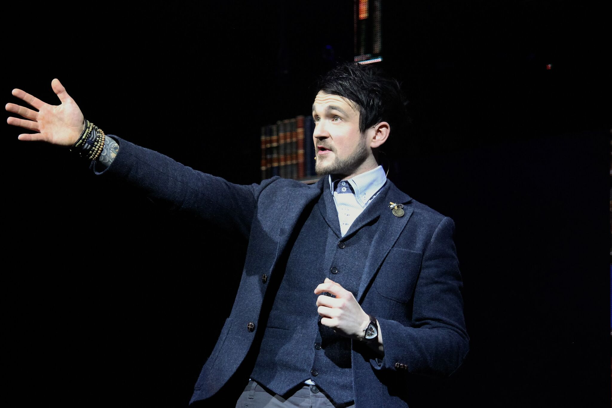 "Colin Cloud ""The Deductionist"""