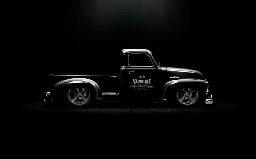 VALVOLINE -  The Reinvention Project