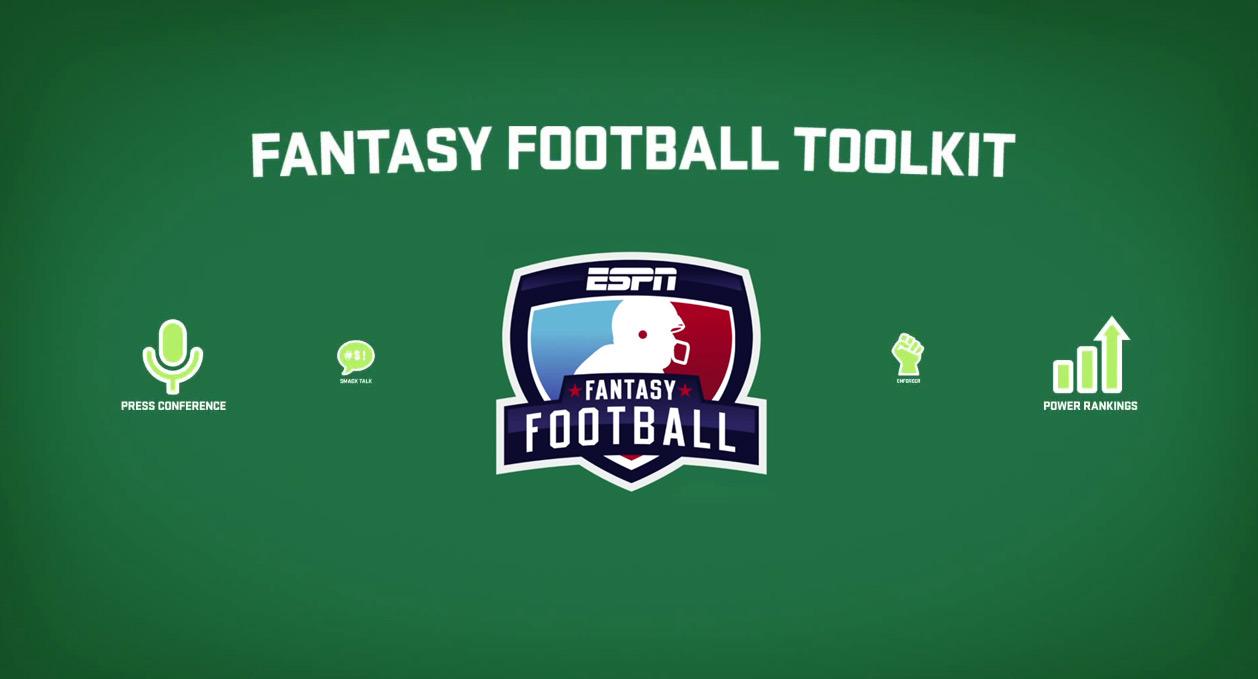 ESPN |  Fantasy Football