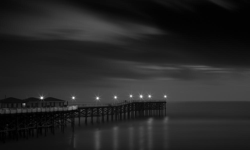 crystal pier