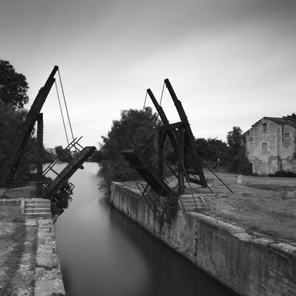 hommage to vincent van gogh:  pont de langlois