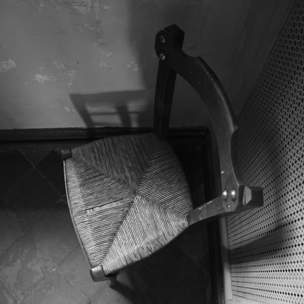 hommage to vincent van gogh:  vincent's chair
