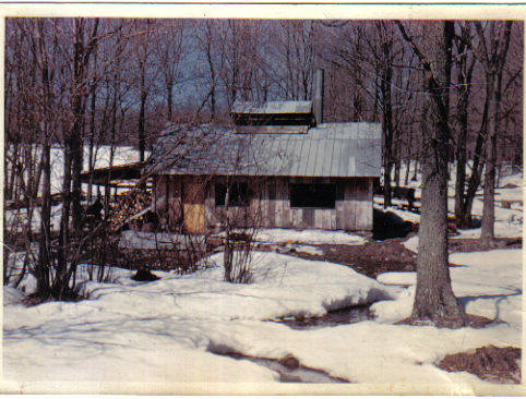 Old Sap House, circa 1958