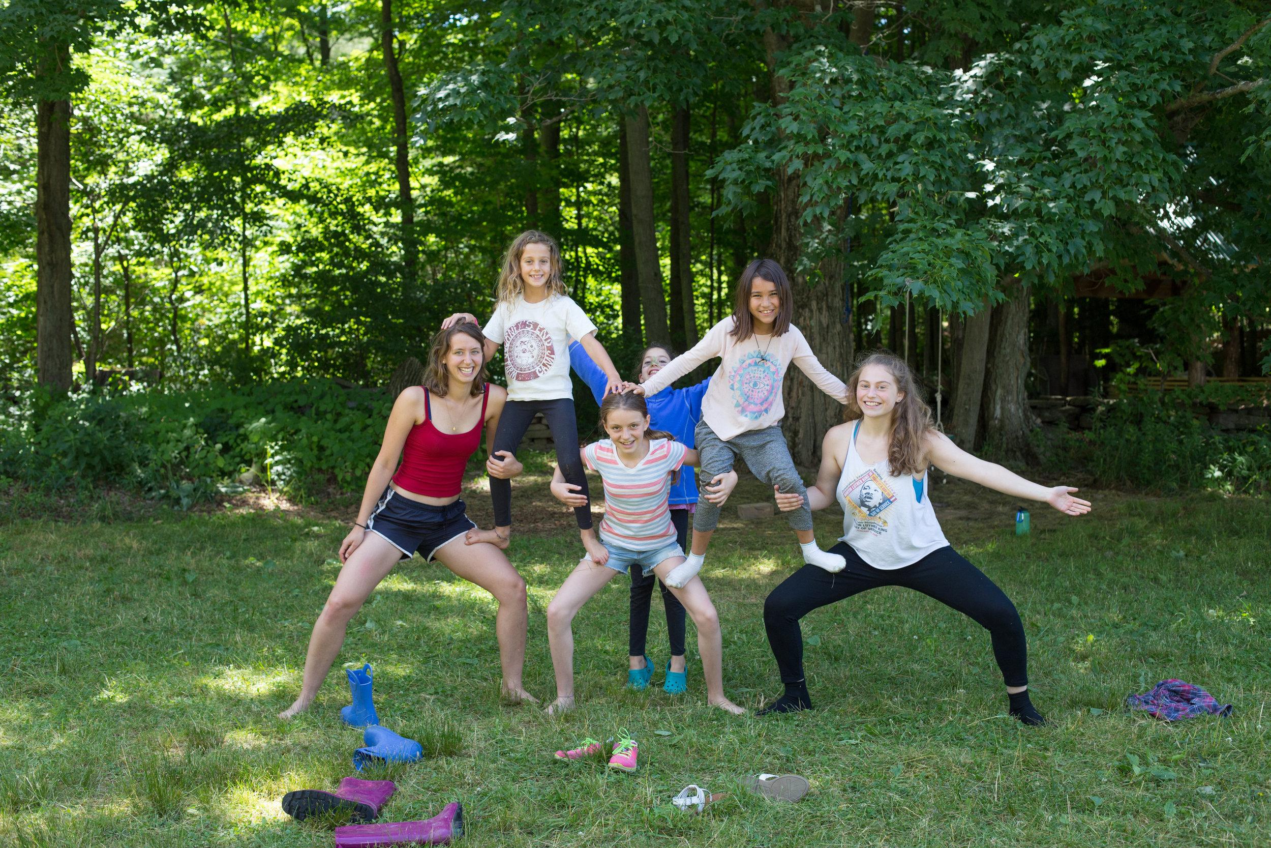 Journey's End Farm Camp 2016