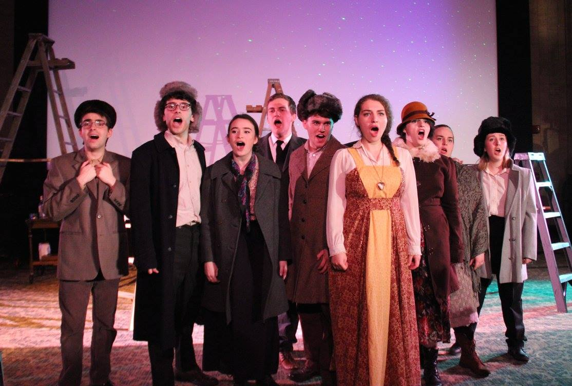 The Road of Life  (The Bill Bordy Theatre)