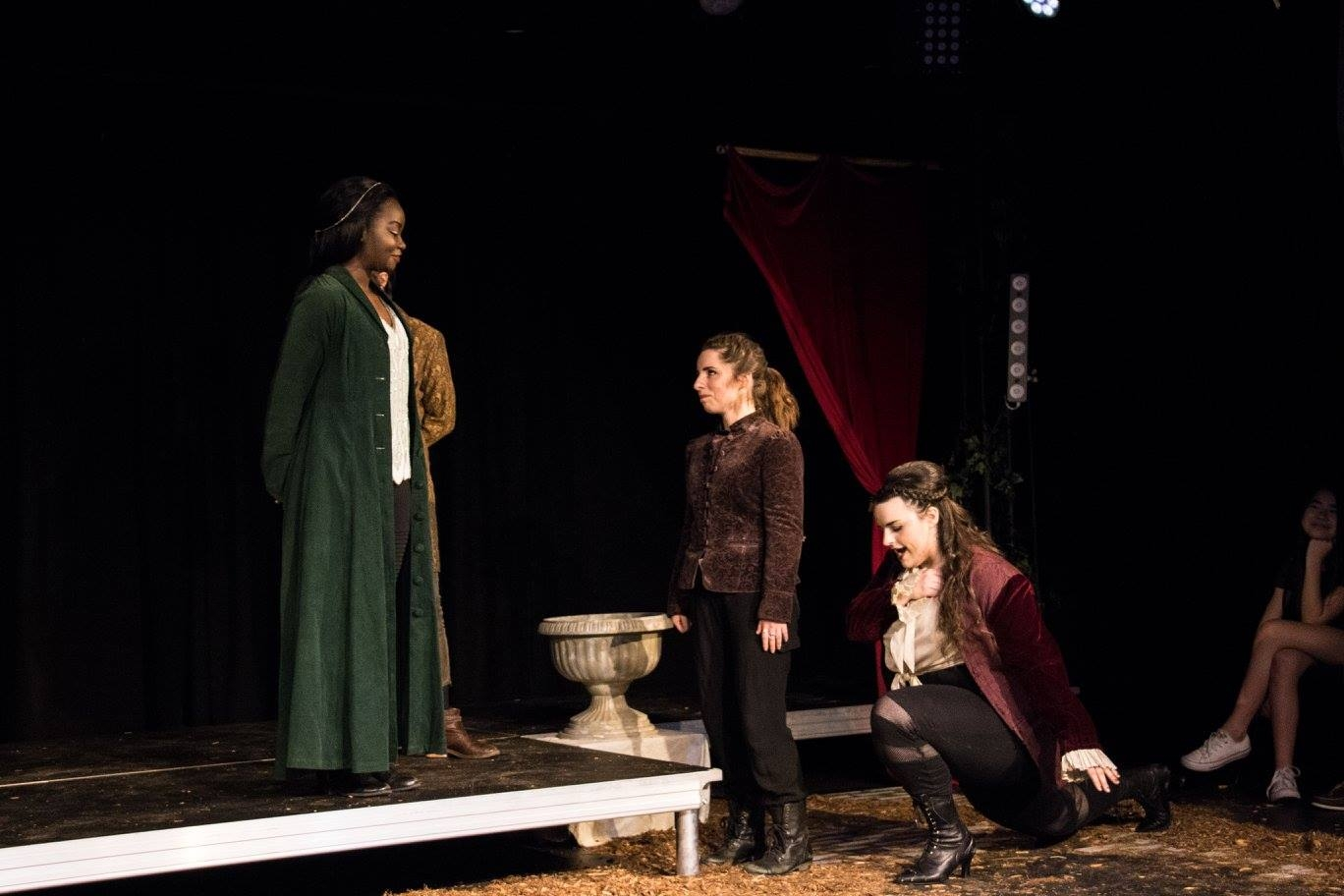 Rosencrantz in  Hamlet  (Emerson Shakespeare Society)