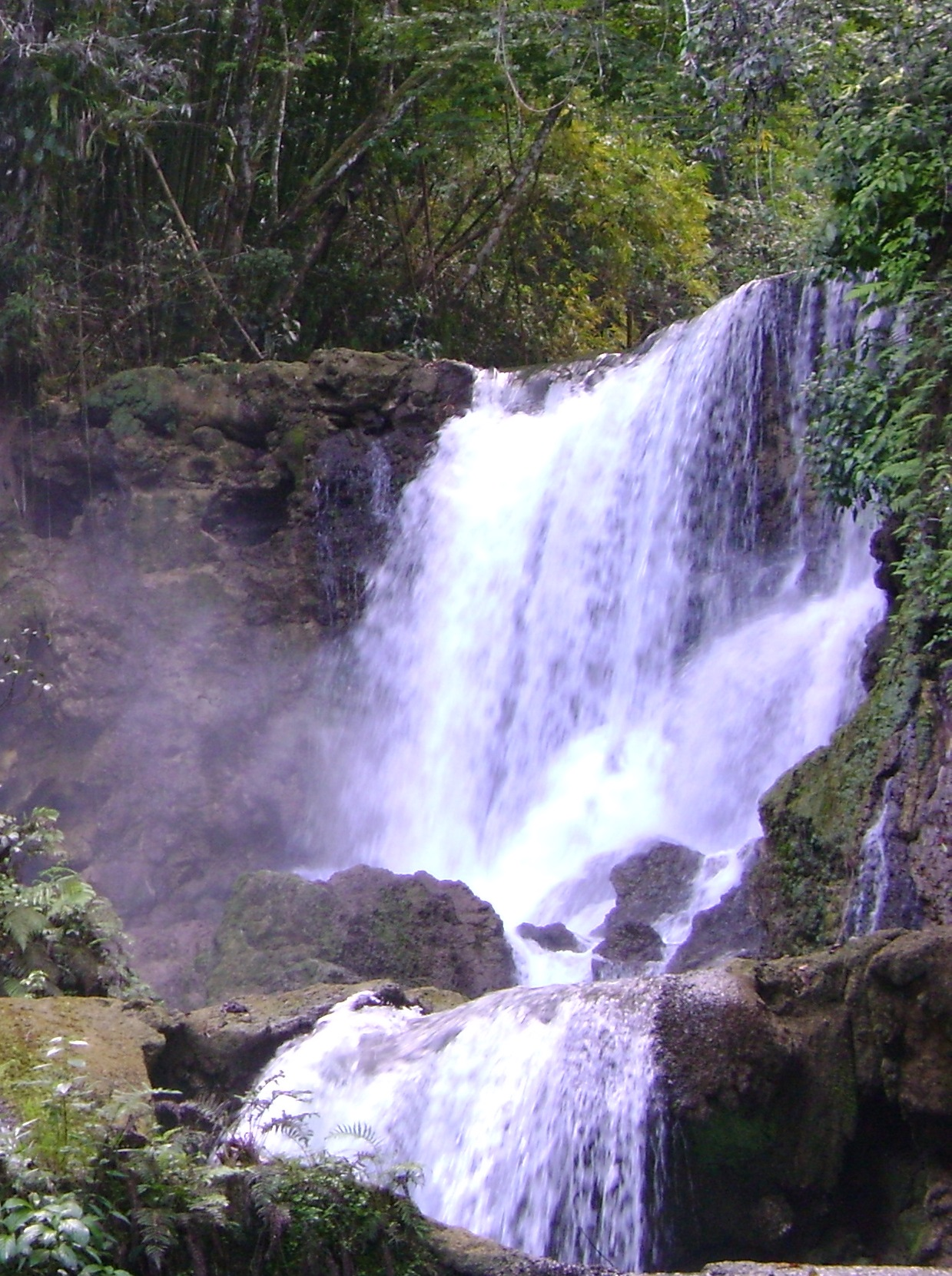 YS Falls_Authentic Jamaica
