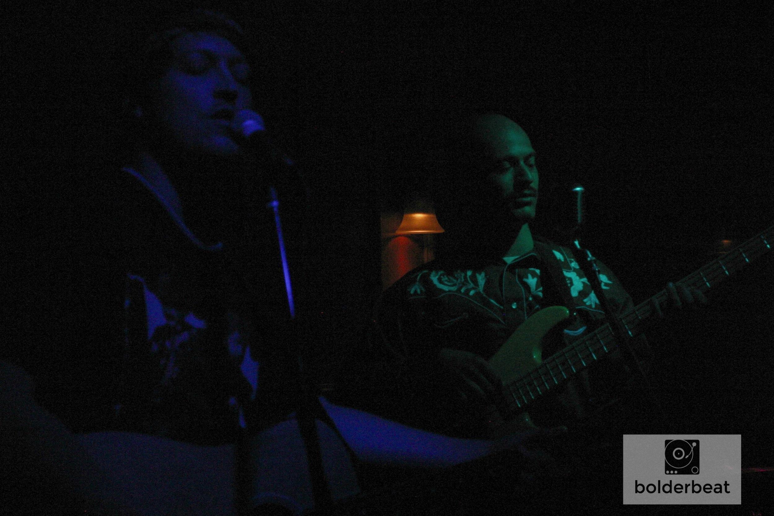 Cousins Daryl & Jebediah Almond. Photo Credit:   Hannah Oreskovich