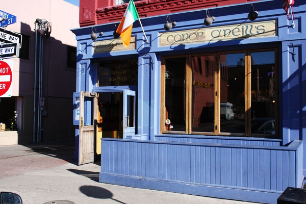 An Irish Pub is somehow one of Boulder's best music venues. Photo Credit:   Westword  .