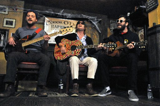 Dr. Dog's Secret Show at CO. Photo Credit:   Daily Camera