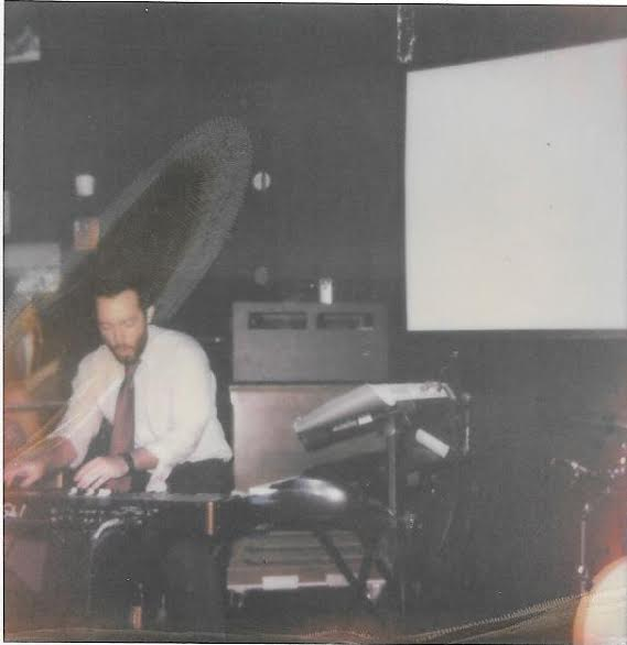 polaroid of pettine from misfire. photo credit:   becky guidera
