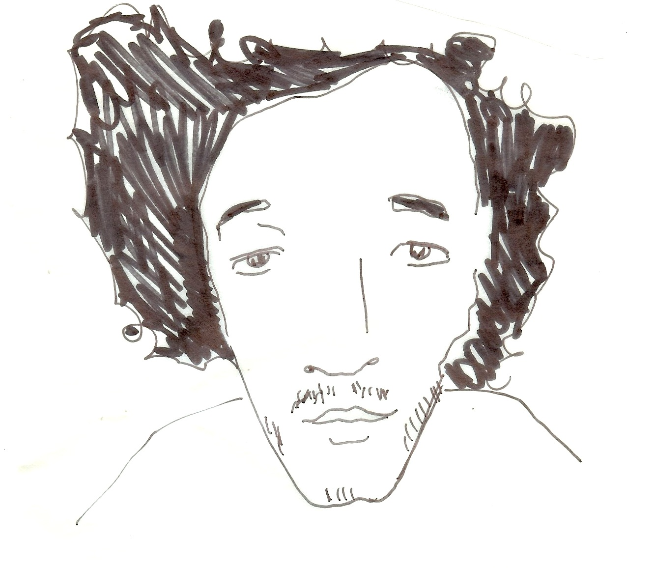 An illustration of Ben Hanna.