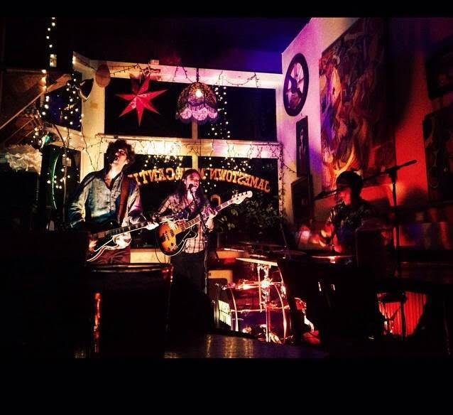 Whiskey Autumn AT THE MERC. Photo credit   per the author.