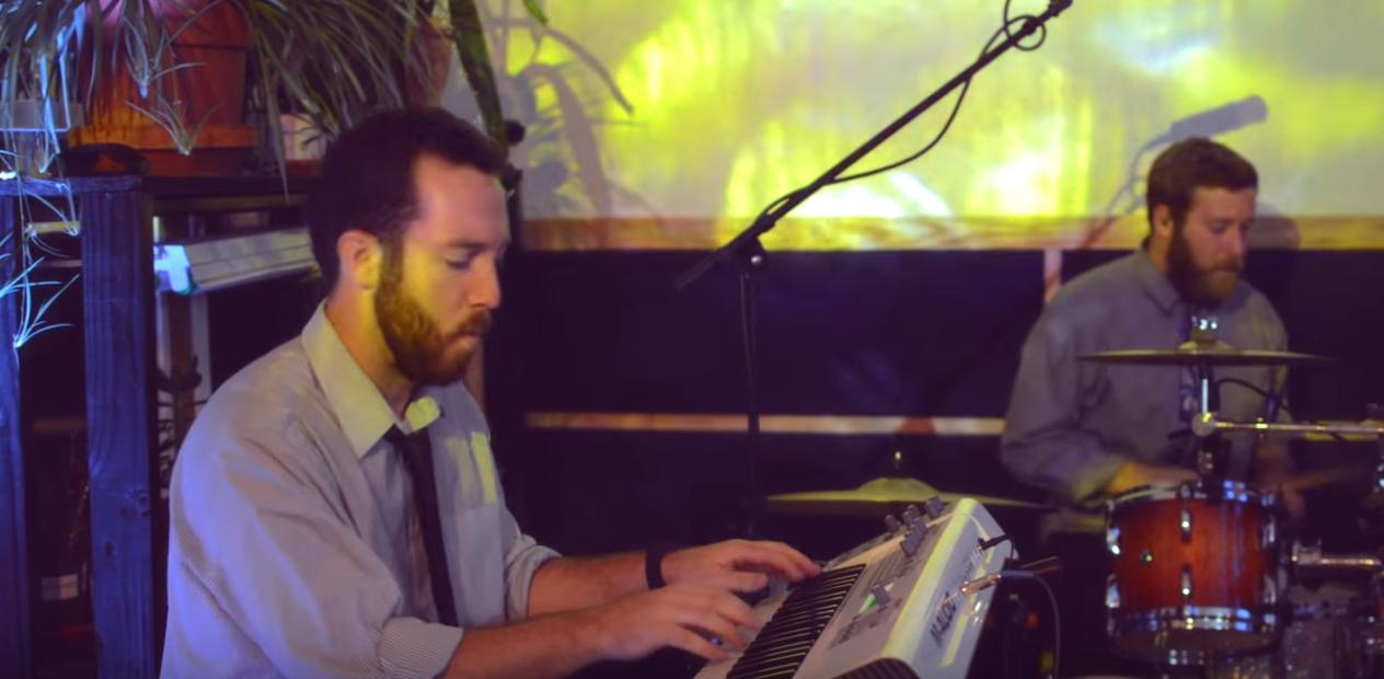 Aaron Pettine (keys) and Mike Lehman (drums).